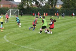 Football Festival - Form III Prep School Rickmansworth