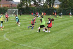 Football Festival - Form III Prep School Rickmansworth