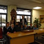 School Council visit Council Offices