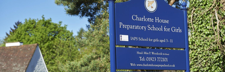 Charlotte House Nursery, Pre-Prep & Prep School Hertfordshire