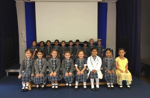 Form I Girls Prep School Rickmansworth