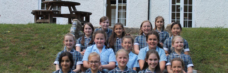Year 6 Girls School Rickmansworth/Chorleywood