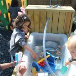 Nursery & Reception Outdoor Learning