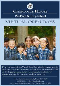 Virtual Open Days