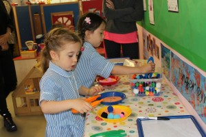 Maths Workshop - Reception Class