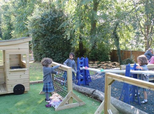 Nursery & Reception In New Playarea (16)
