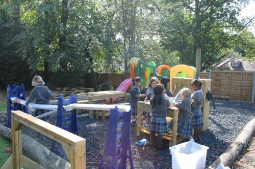 Nursery & Reception In New Playarea (37)