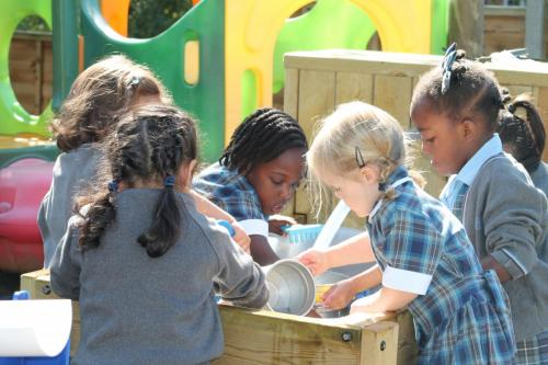 Nursery & Reception In New Playarea (58)