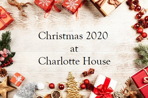Christmas 2020 at Charlotte House